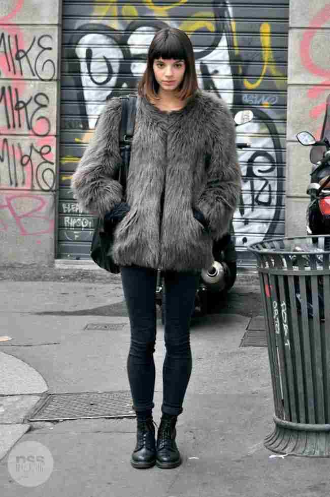 Как да изберем най-доброто палто с косъм за зимата?