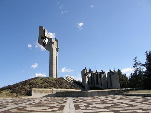 """Мемориал """" Бранителите на Стара Загора – 1877"""" в града на липите"""