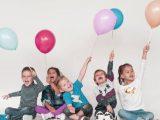 Парти декорация за рожден ден на дете